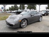 2012 Porsche 911 991 Carrera S Start Up, Exhaust, And In Depth Review