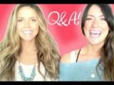 10 Questions Answered!! Boys, Beachy Hair, TV, Pool Aerobics & Kitties