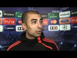 Chelsea FC - Di Matteo On Barcelona