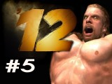 WWE 12 : Road To Wrestlemania - Outsider Story Triple H Ep.5