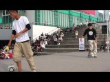 JJ Vs PIXY - Freestyle Football WFSLeague Japan Final TOP 8