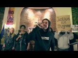 A Song For Trayvon By Jasiri X - LIVE FROM BROOKLYN, NY