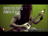 Foster The People-Pumped Up Kicks Metal Guitar Cover Remix