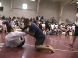 Carlos Judo Killer Trujillo Lands A Beautiful No-Gi Ippon Seoi-Nage In BJJ Match!