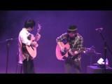 Sungha Jung Hazy Sunshine - Tanaka Akihiro & Sungha Jung Live