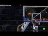 Serge Ibaka 5 Blocks Vs France EuroBasket 2011 Final