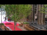Kate And Will The Royal Wedding - Joker Cartwheeling Vicar Verger Priest Epic Fail
