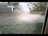 Hail Storm Dallas Lewisville Part 2