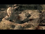 Skyrim - The Amazing Breakdancing Giant