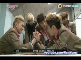 REN WIN! - Arm Wrestling NU'EST Making Of A Star 4.4