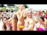 Hot 100 Bikini Contest Selection Party 9 2011 At Wet Republic Ultra Pool Las Vegas HD Video 720p