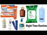 Update Night Time Routine For Oily Acne Prone Skin