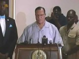 Minister Farrakhan Speaks In Haiti Caribbean Tour, Dec. 11, 2011