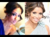 Hair Tutorial: Eva Longoria Inspired ♥ Up Do