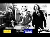 Asking Alexandria Interview #2 Danny Worsnop & Ben Bruce 2012