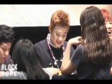 Block B PO Falling In Love With A Fan Fancam