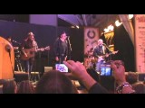 Exile With Trace Adkins - Kiss You All Over - Fremont Street - 12 2 11 - Downtown Las Vegas