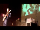 Buckethead 1 28 2012 Fox Theatre - Visalia, CA Jordan HD FRONT ROW