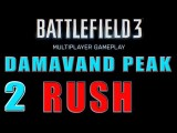 BF - Battlefield 3 Online Gameplay | Rush Damavand Peak Part 2