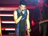 Adam Lambert Whole Lotta Love Norfolk, VA 6-30-2010