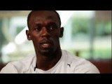 Usain Bolt Inspires Athletes At Brunel University Ahead Of London 2012 Olympics