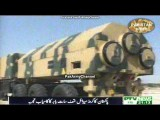 Pakistan Successfully Test Fired Its Multi Tube Cruise Missile Hatf - VII Babur - 28-10-11