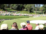 Martin Kaymer Hole In One With Ball Skipped Across The Water At 16 - 2012 Masters Original HD