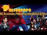 PoligoPapo - RE: Revelations, LIVE PSN Do Passado E Homem Aranha