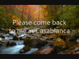 Bertie Higgins - Casablanca Lyrics