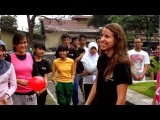 Parkour Indonesia : Girls Day Out GDO 2012