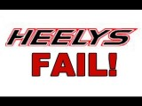 EPIC HEELY RAMP FAIL LazyVlog 11-09-10