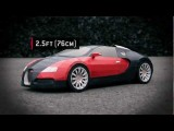 Bugatti Veyron - Paper Supercraft