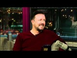 David Letterman - Ricky Gervais's Practical Jokes