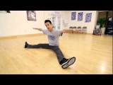 How To Breakdance | Backspin | Power Move Basics