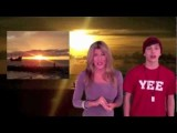 Frenchy's Video Hosted By Lisa McQueen & Austin Mahone!