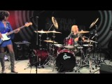 Hannah Ford With Bassist Nik West Drumchannel LIVE Snippet