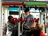 AC Transit Bus Beatdown Mortal Kombat Style SoSickWithIt.com