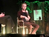 Tom Felton About BERTIE GILBERT RingCon 2011 - Bonn