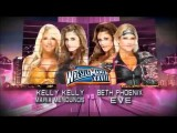 2012: Wrestlemania 28 Official Match Card Full - HD : Wild Ones By Flo Rida