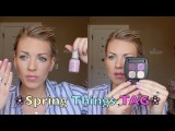 Spring Things TAG!!!