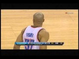 Derek Fisher Gets Standing Ovation In Oklahoma City Thunder Debut Chesapeake Energy Arena