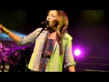 Who's That Boy - Demi Lovato SOUNDCHECK - Rio De Janeiro, BRAZIL 04 19 HD