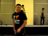 Kevjumba And Nigahiga Dancing In An Asian Dance Battle