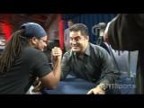 Arm Wrestling!: Cenk V. Jayar