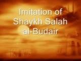 Imitation Of Shaykh Budair, Hudhaifi Etc By Qari Nomani P3