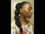 A Small Collection Of Natural Hairstyles I Wore In 2011