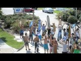 Longboarding Rights Protest In Virginia Beach 7 2 11