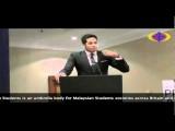 Khairy Jamaluddin Vs Rafizi Ramli UKEC Debate: Vision 2020 FULL