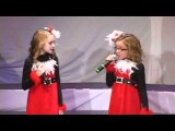 Brooklyn Elbert & Kassidy King Sing How Does She Yodel 2011 Christmas
