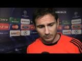 Chelsea FC - Lampard Pre Benfica